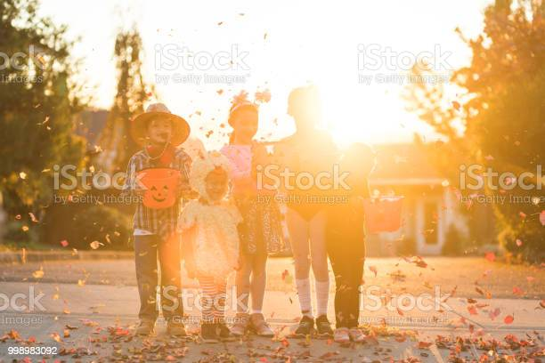 Multiethnic group of kids trick or treating picture id998983092?b=1&k=6&m=998983092&s=612x612&h=y4vgi3 qu0yxjzcsg7aqvqvgmmtoulne7xvn0eapr1e=