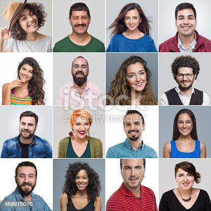 istock Multi-Ethnic Group Of People 488615016