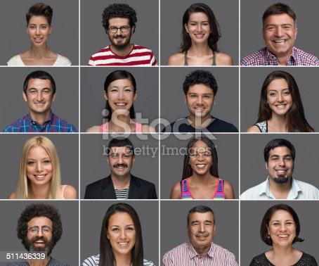 istock Multi-Ethnic Group Of People 511436339