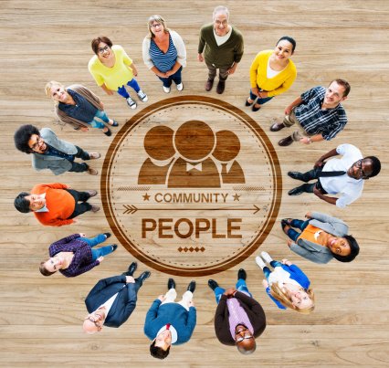 688372024 istock photo Multiethnic People Forming Circle and Community Concept 494509047