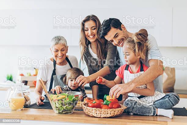 Multigeneration family cooking picture id636653206?b=1&k=6&m=636653206&s=612x612&h=majlfpgq6m31upuyhdlklhxzlc9l7cspwpgyfkvwdlk=