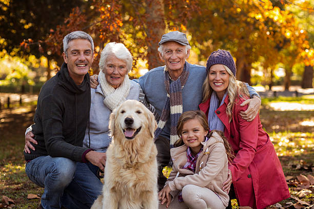 Multigeneration family with dog at park picture id629864940?b=1&k=6&m=629864940&s=612x612&w=0&h=0owfeak2mwggu93a3ao16ke3ezgaqoeoppxdhg9ueqg=