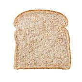 istock Multigrain bread slice 157604392