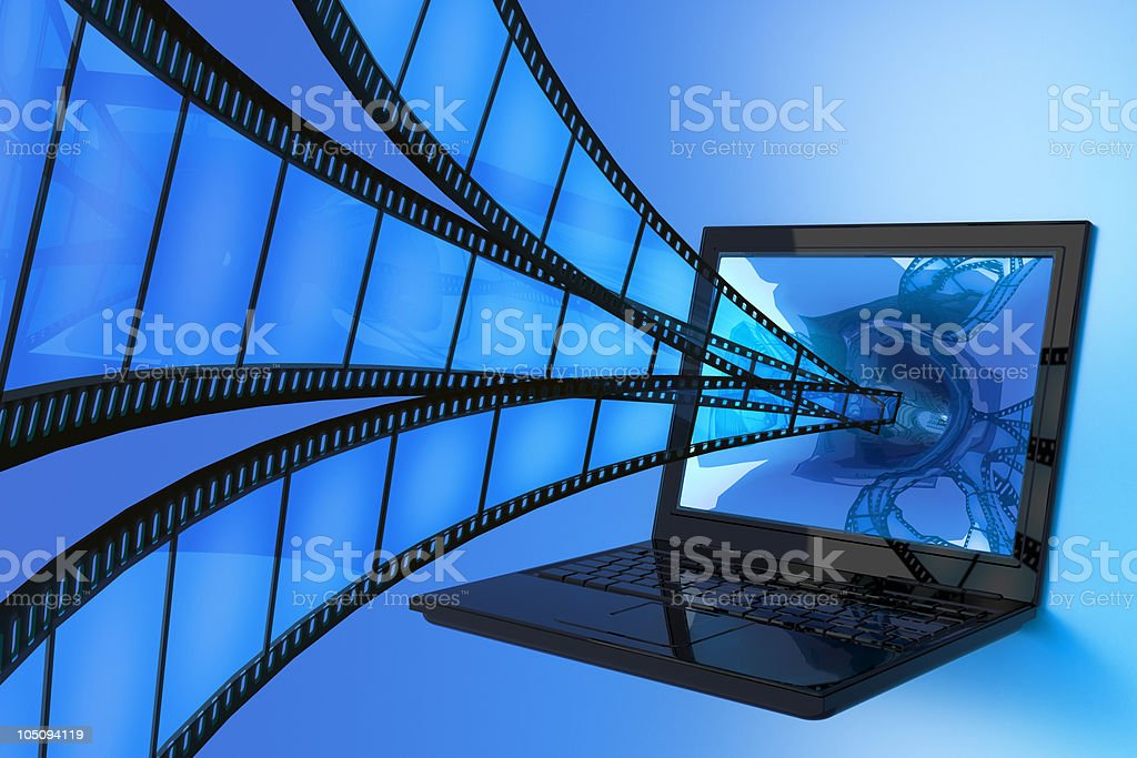 Multimedia stock photo