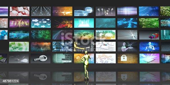 istock Multimedia Technology 487951224