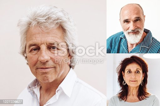 667207410 istock photo multiple face portrait 1227226627