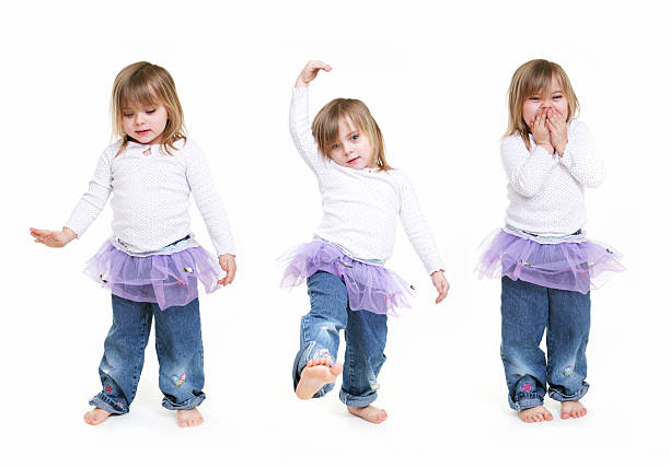 Süße kleine ballerina – Foto