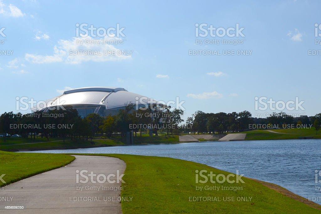Multi-purpose Stadium stock photo