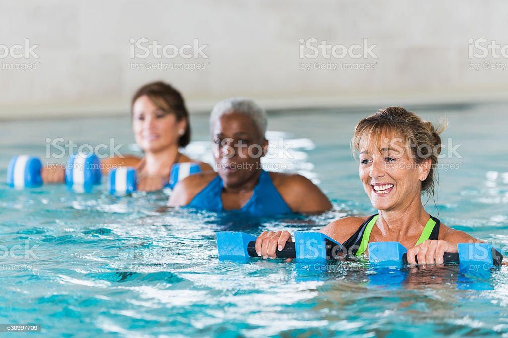 Adult Experience Mature Women In Water