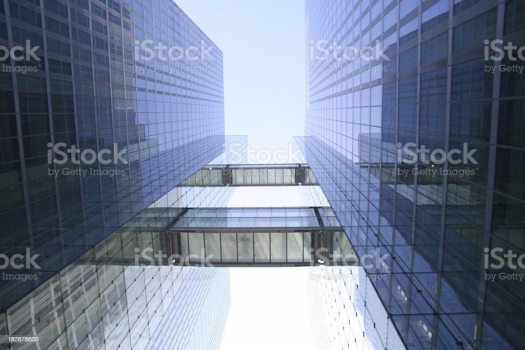 Multistory building royalty-free stock photo