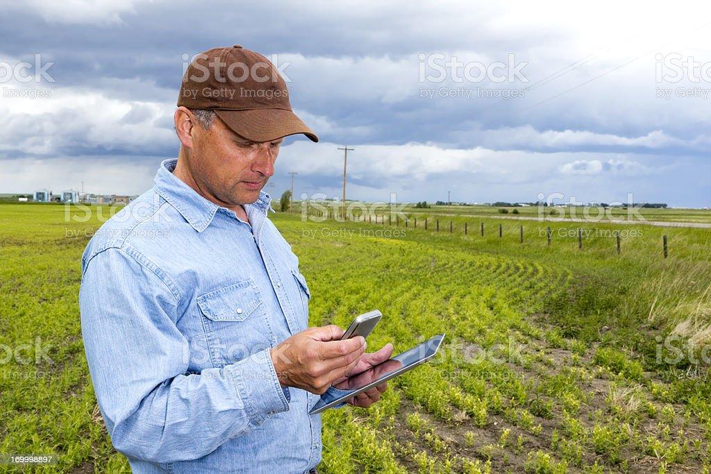Multitasking Farmer – Foto