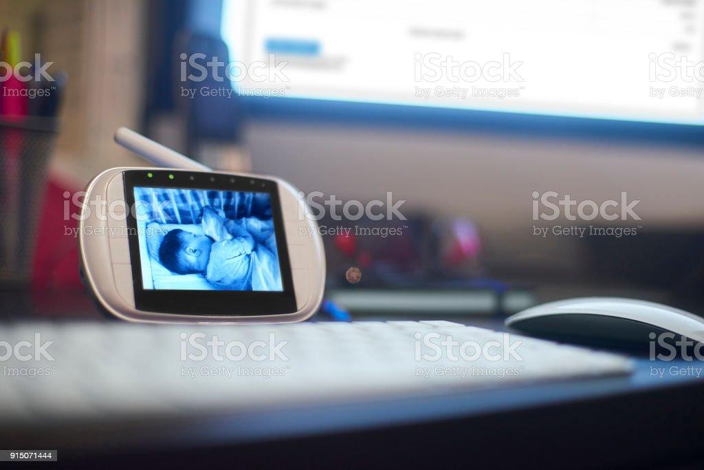 home office multitasking. Multi-tasking In Home Office Royalty-free Stock Photo Multitasking S