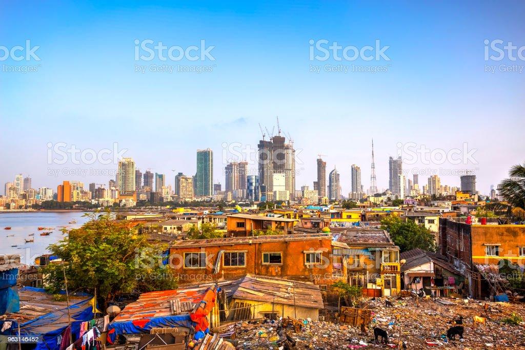 Stadt von Mumbai, Indien – Foto