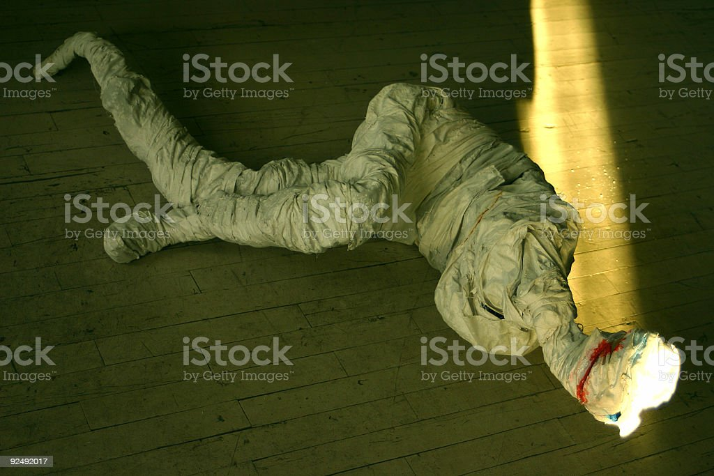 Mummy Dearest royalty-free stock photo