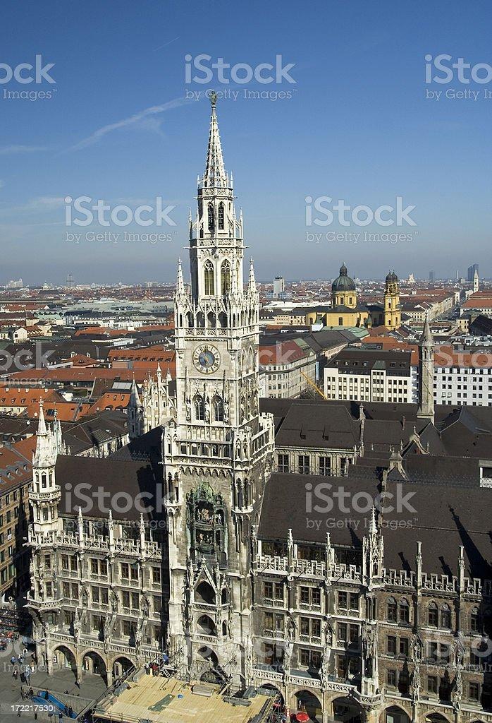 Munich, Bavaria royalty-free stock photo