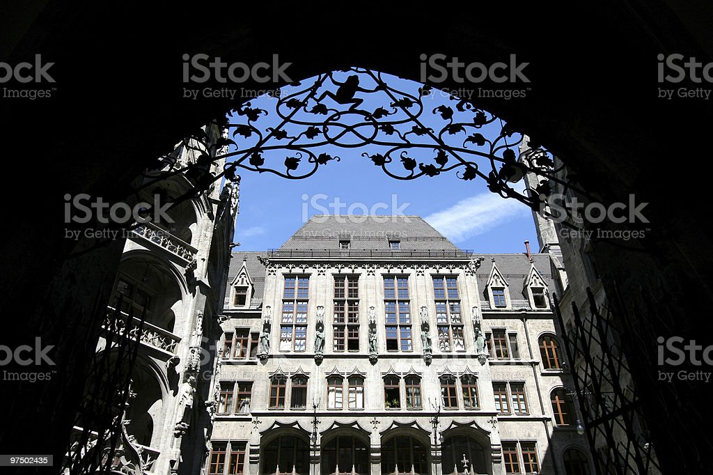 Munich, Bavaria royalty-free stock photo