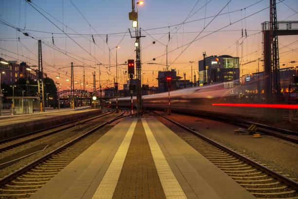 münchens centralstation - munich train station bildbanksfoton och bilder