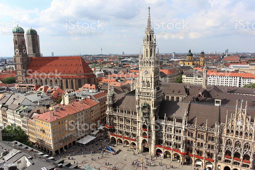 Munich, Germany royalty-free stock photo