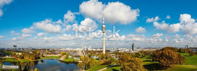 istock Munich panorama 622220658