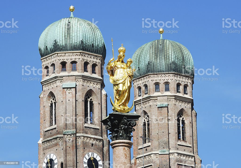 Munich royalty-free stock photo