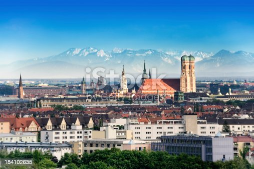 istock Munich 184102635