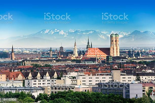 Munich Stock Photo - Download Image Now