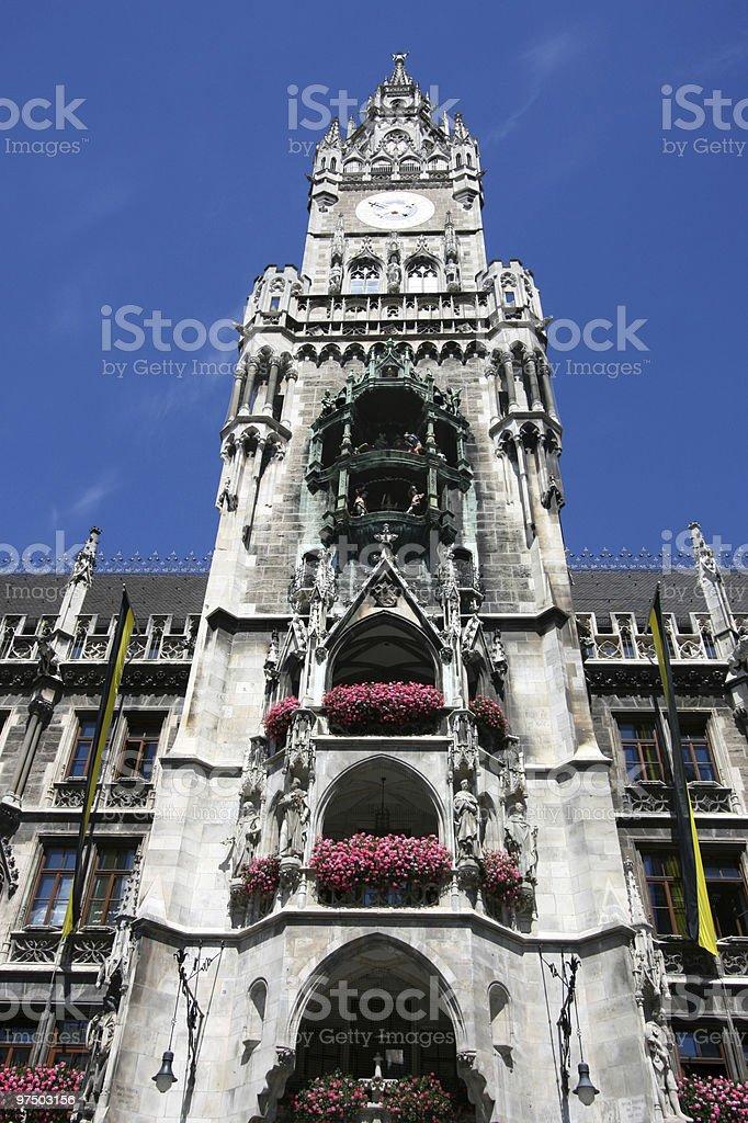 Munich royalty-free stock photo