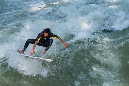 Munich - Surfer Eisbach