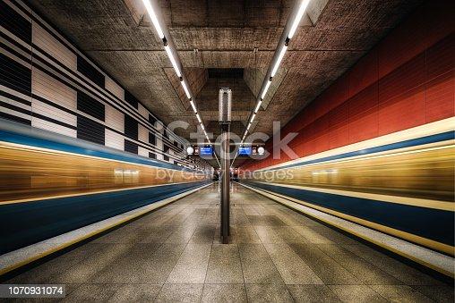 istock Munich underground series 1 1070931074