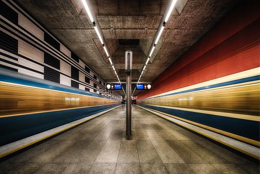 Munich underground series 1