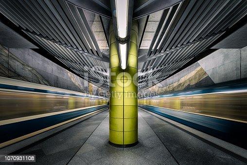 istock Munich underground series 10 1070931108