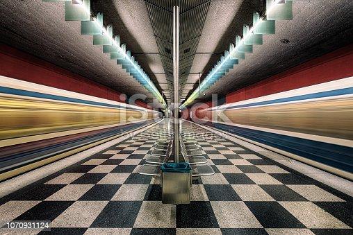 istock Munich underground series 13 1070931124