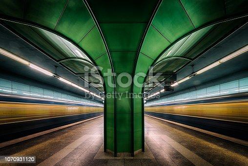 istock Munich underground series 9 1070931120