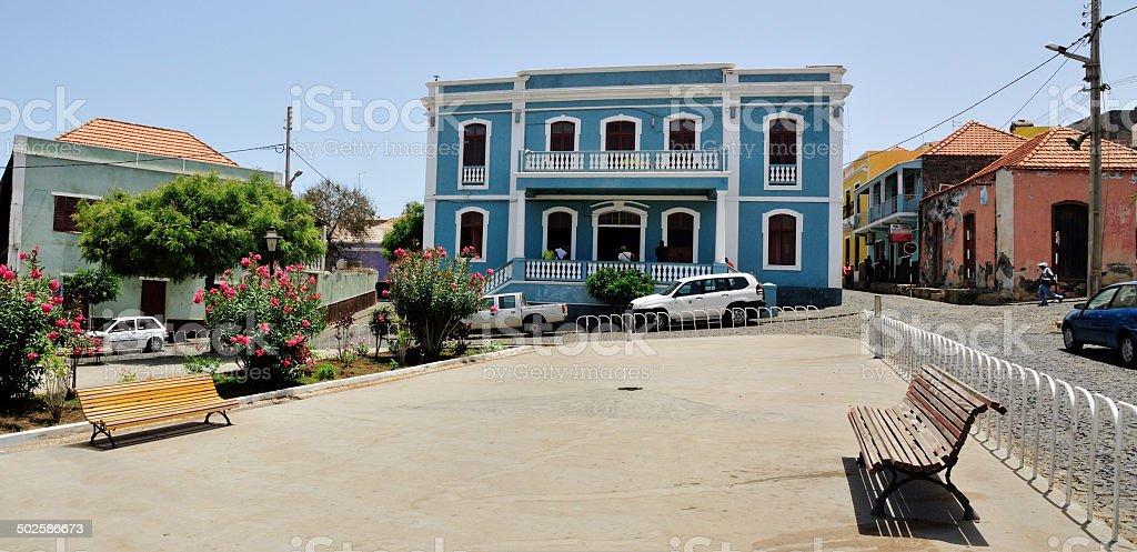 Camara Municipal stock photo