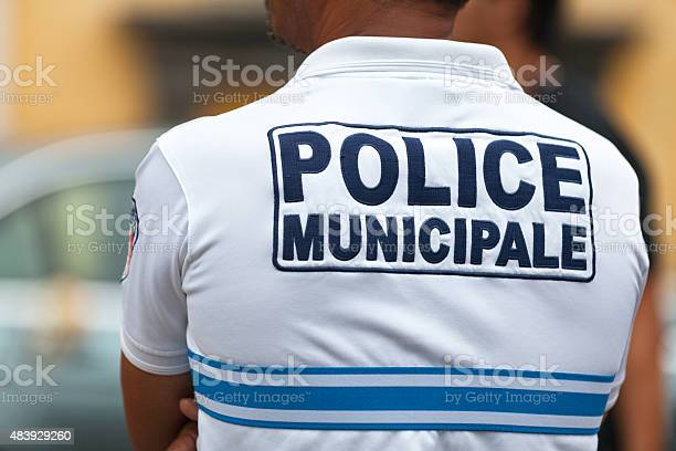 Police Municipale Stock Photo - Download Image Now