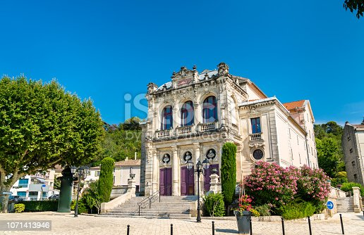 Municipal theatre of Orange in Provence, France