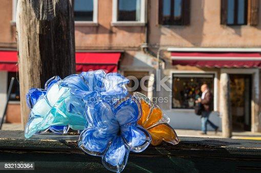 istock Murano colorful glass 832130364