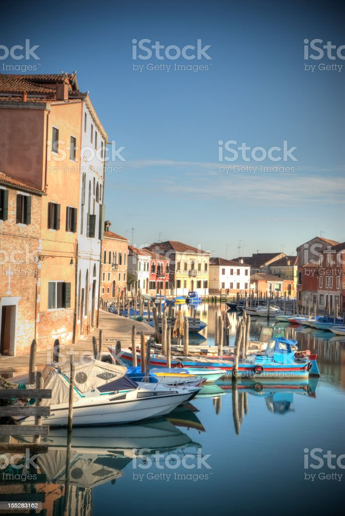 Murano stock photo
