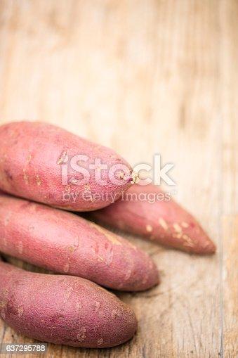 istock Murasaki Potato 637295788