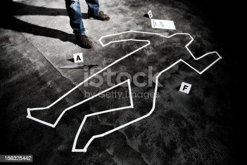 Murderer back on the crime scene - Forensic science
