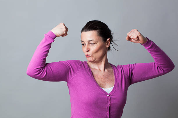 Royalty Free Mature Muscle Women Pictures, Images And Stock Photos - Istock-3955