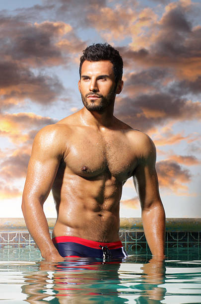 Best Hot Naked Muscle Men Stock Photos, Pictures  Royalty-Free Images - Istock-5491