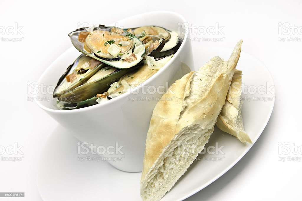 Muscles stock photo