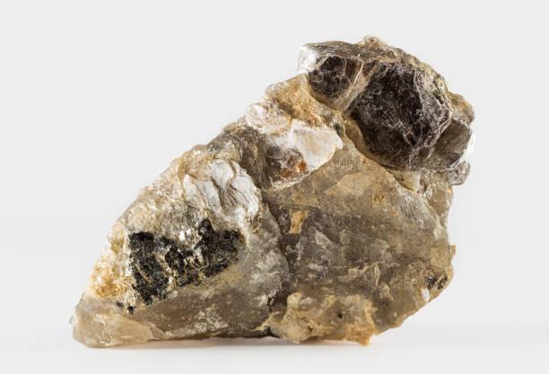 muscovite mineral - łupek łyszczykowy zdjęcia i obrazy z banku zdjęć