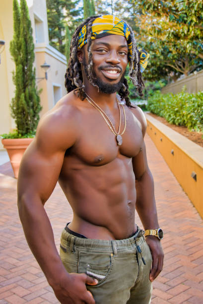 Naked Black Men With Dreads Stock Photos, Pictures  Royalty-Free Images - Istock-2905
