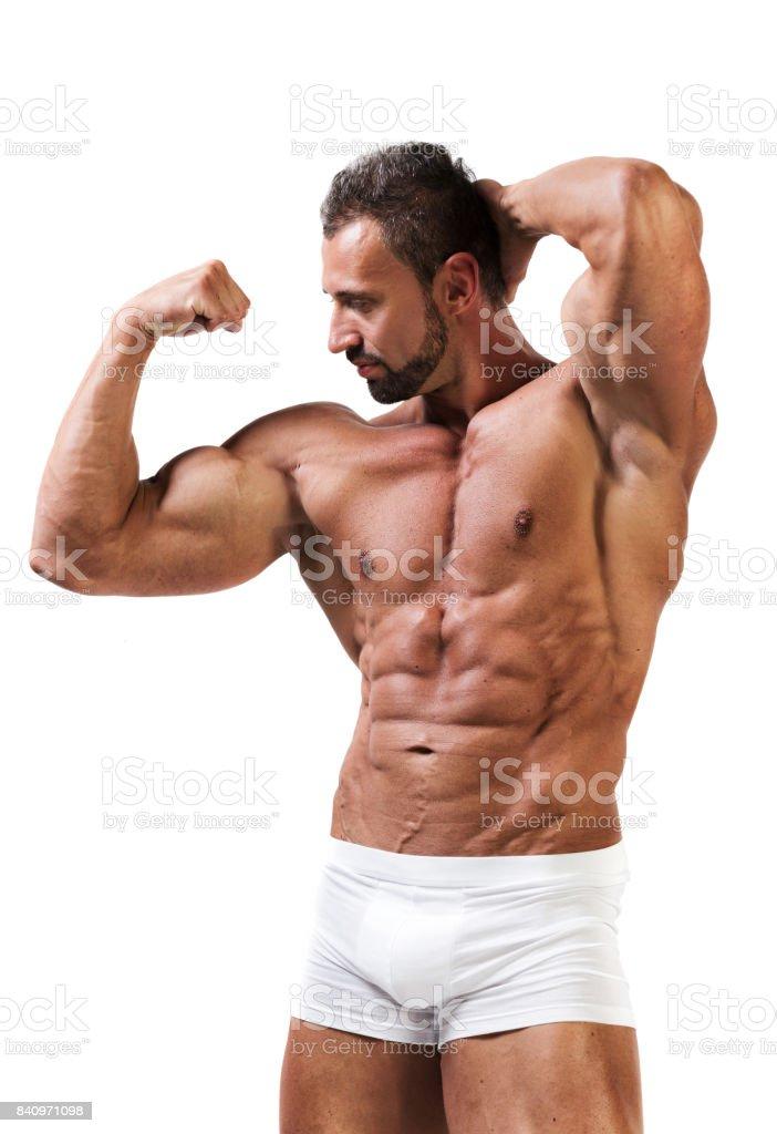 Atletic man
