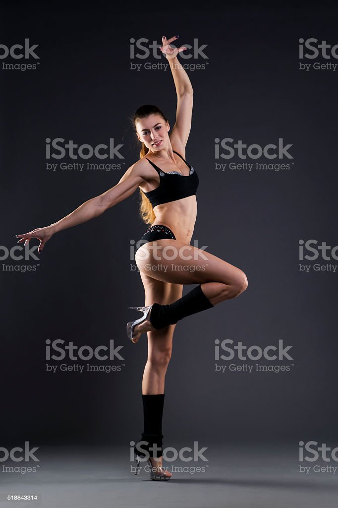 Beautiful Slim Flexible Sexy Woman Belly Dancer Pictures Images And Stock Photos