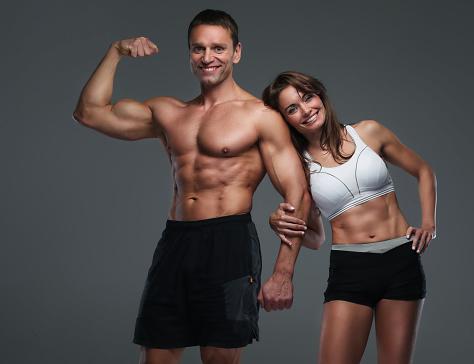 Muscular guys guys vs skinny Men Prefer