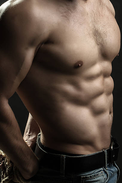 Nude Hunks Pics Stock Photos, Pictures & Royalty-Free