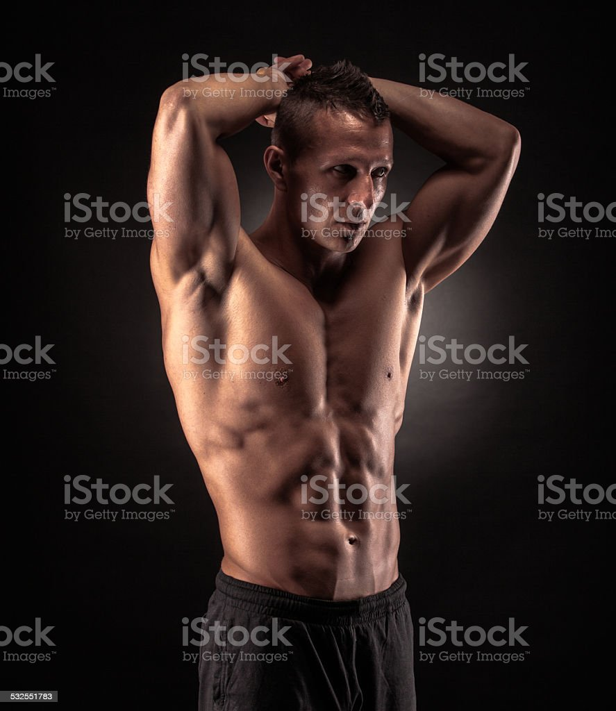 Sexy Muscle Guy